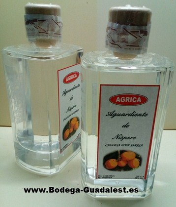 Loquat firewater «Agrica»20 cl.
