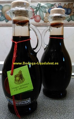 Basil Balsamic vinegar
