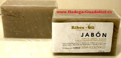 Ecological oil soap