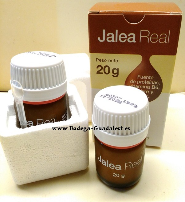 Fresh Royal Jelly 20 gr