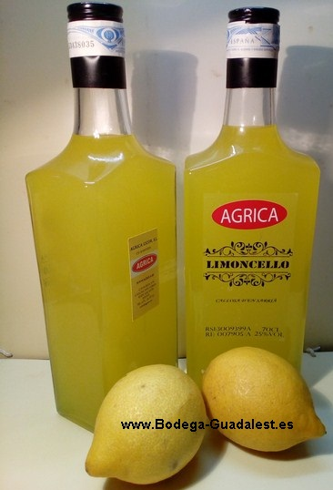 Limoncello «Agrica» 70 cl