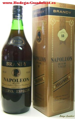Brandy Napoleon Reserve 12 years
