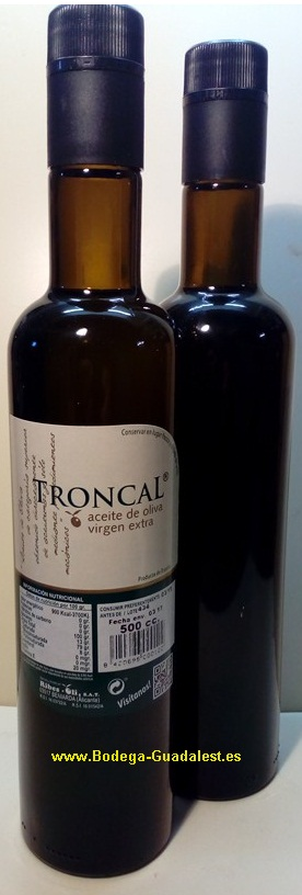 Aceite <b>Virgen Extra</b> TRONCAL 500 cl