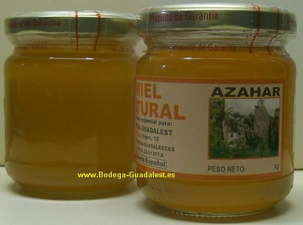 Orange Honey 250 g