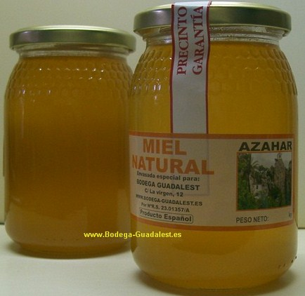 Orange Honey 500 g