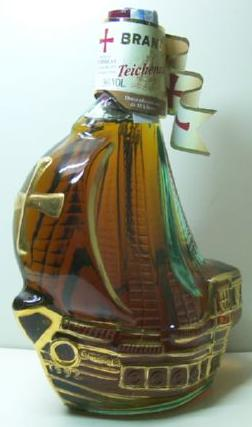 Figure boat Brandy 70 cl.