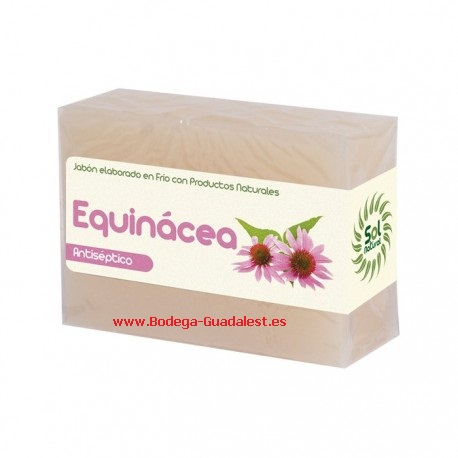 Natural Soap of Equinacea