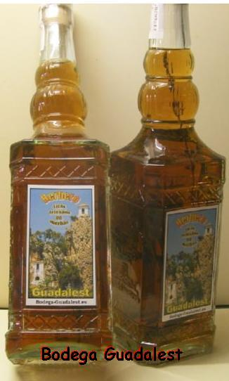 Guadalest Herbal Liqueur 750 ml.