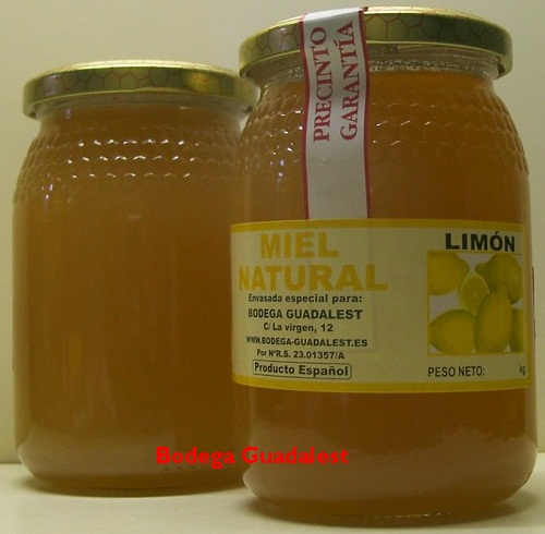 Lemon  Honey  500 g.