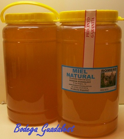 Rosmarin Honey 2 Kg.