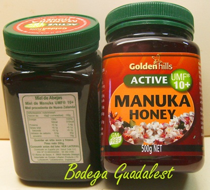 Our Manuka Honey